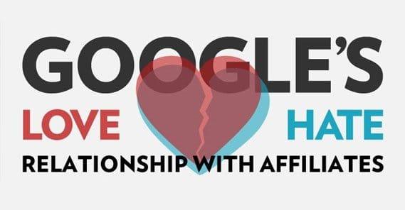 Google Affiliate Links SEO