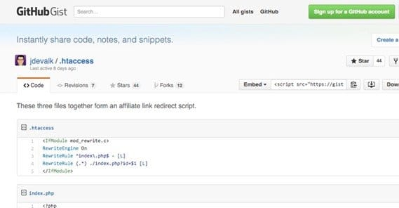 Affiliate Link Script by Yoast