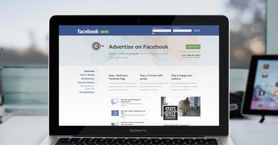 Facebook Ads Website