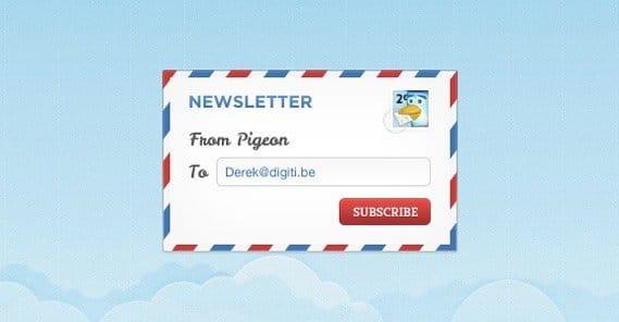 Newsletter Area
