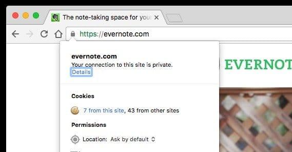 SSL Website Example