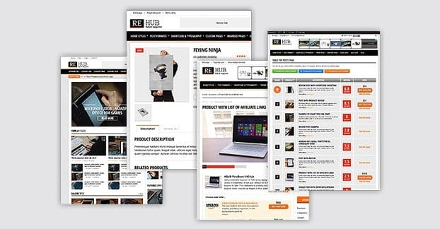 What is the Best WordPress Theme for an Affiliate Site?