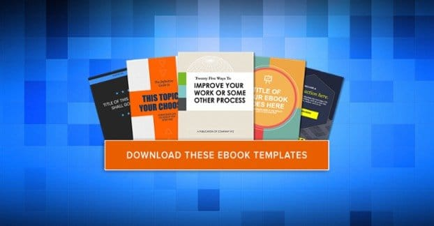 huge list of ebook templates you can download for free - Free Ebook Templates
