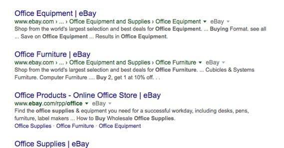 eBay SEO Power