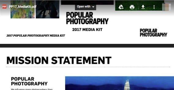 Magazine Ads Media Kit