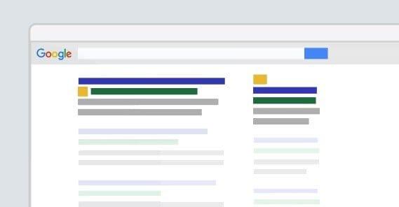 Adwords Illustration Improve Rankings
