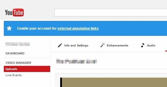 Annotation External Links