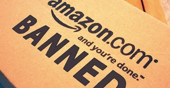 Banned from Amazon Affiliate Program