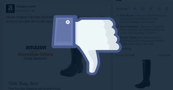 Facebook Affiliate Links Policy