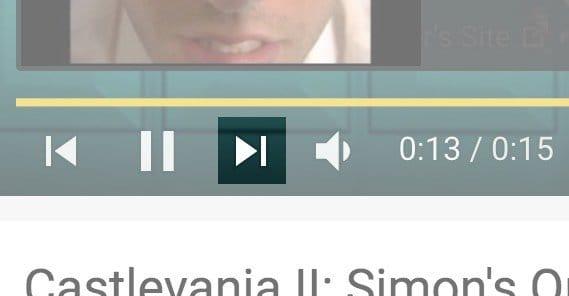 Skip YouTube Video