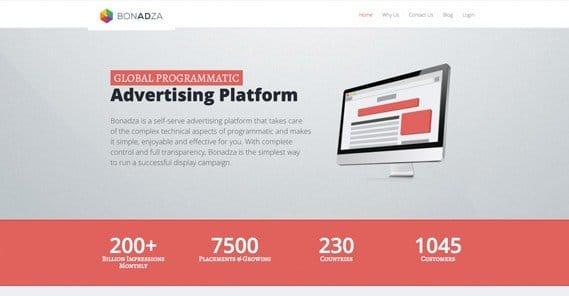 Bonadza Website