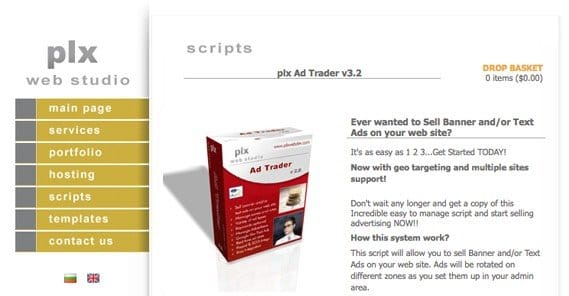 PLX Ad Trader