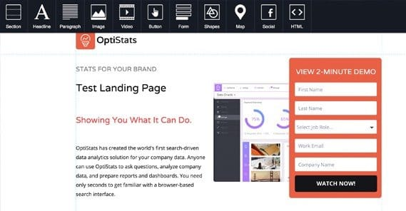 How To Create Free Landing Pages And Squeeze Pages - Squeeze page templates wordpress