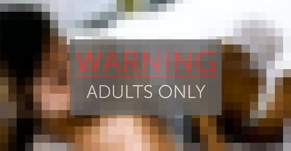 Adult Content Censored