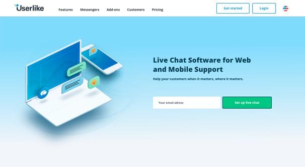 User Like Website