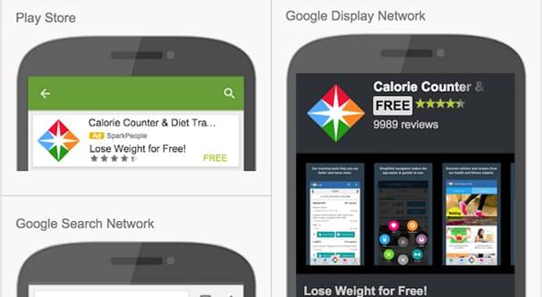 App Install Ad Example