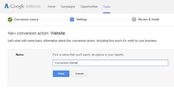 Google Ads Conversion Value