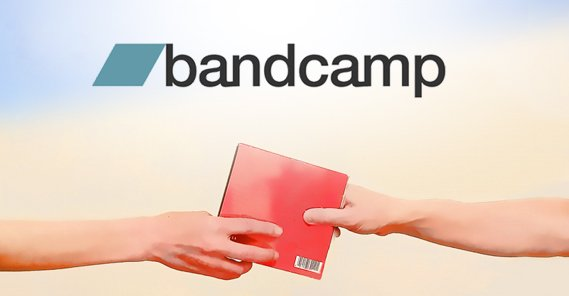 Bandcamp Selling Music