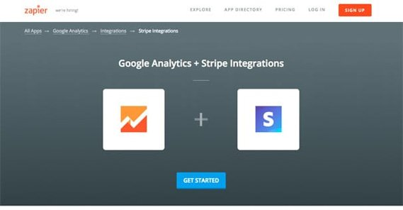 Google and Stripe Integration