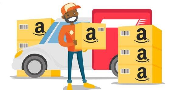 Amazon FBA Illustration