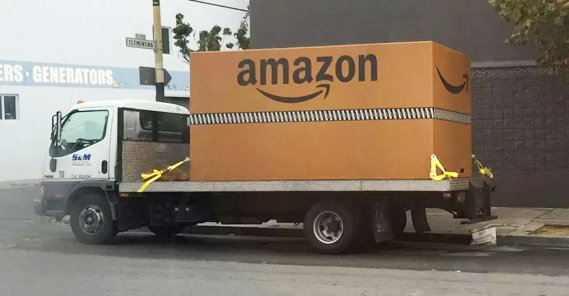 Amazon Product Box