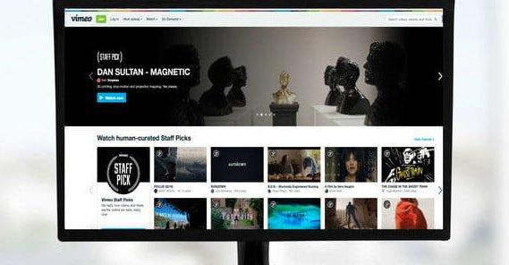 Complete Vimeo Profile